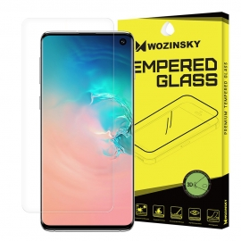 Wozinsky 3D Screen Protector Film Full Cover Fingerprint Sensor Friendly Samsung Galaxy S10