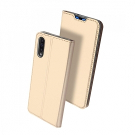 DuxDucis SkinPro Samsung Galaxy A70 - Gold