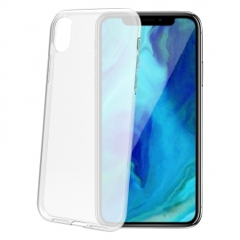 Celly Gelskin Case iPhone XR - Trsansparent (GELSKIN998)
