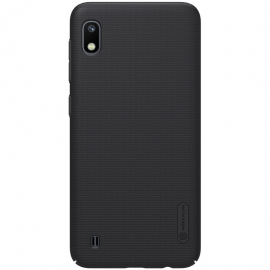 Nillkin Super Frosted Shield Case & kickstand Samsung Galaxy A10 - Black