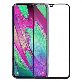 Wozinsky Tempered Glass 9H Full Glue Case Friendly Samsung Galaxy A20e - Black