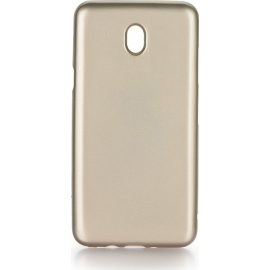 OEM Jelly Case Flash Mat Samsung Galaxy J7 2017 - GOLD