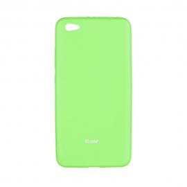 Roar Colorful Jelly Case XIAOMI Redmi NOTE 5A - LIME