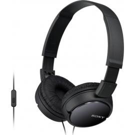 Sony Headphones MDR-ZX110AP - Black