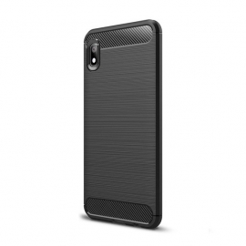 OEM Carbon Case Flexible Cover Case Xiaomi Redmi 7A - Black