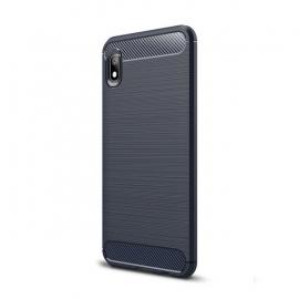 OEM Carbon Case Flexible Cover Case Xiaomi Redmi 7A - Blue