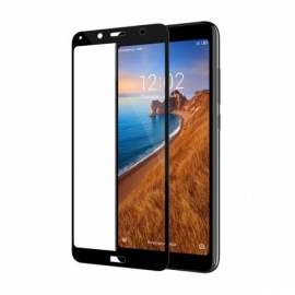 Wozinsky Tempered Glass 9H Full Glue Case Friendly Xiaomi Redmi 7A - Black
