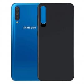 OEM Soft Back Case Gel Cover TPU Samsung Galaxy A70 - Black