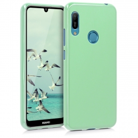 KW TPU Silicone Case Huawei Y6 2019 - Mint Matte (48122.50)