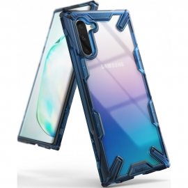 Ringke Fusion-X PC Case Samsung Galaxy Note 10 - Blue