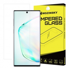 Wozinsky 3D Screen Protector Film Full Cover Fingerprint Sensor Friendly Samsung Galaxy Note 10 Plus