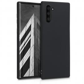 KW TPU Silicone Case Samsung Galaxy Note 10 - Black Matte (49274.47)