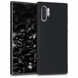 KW TPU Silicone Case Samsung Galaxy Note 10 Plus - Black Matte (49353.47)