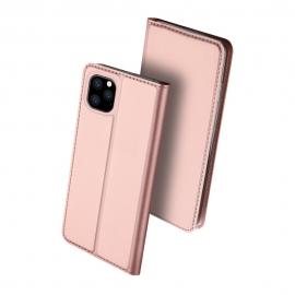 DuxDucis SkinPro Wallet Case iPhone 11 Pro Max - Rose Gold