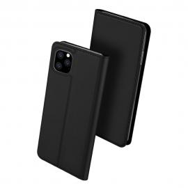 DuxDucis SkinPro Wallet Case iPhone 11 Pro Max - Black