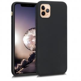 KW TPU Silicone Case iPhone 11 Pro Max - Black Matte (49789.47)