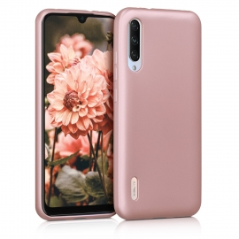 KW TPU Silicone Case Xiaomi Mi A3 - Metallic Rose Gold (49676.31)