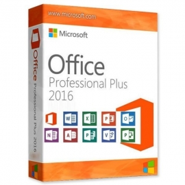 Microsoft Office Professional Plus 2016 Ηλεκτρονική Άδεια