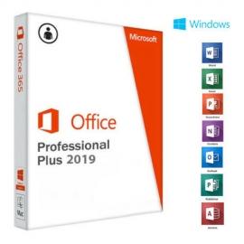 Microsoft Office Professional Plus 2019 1 User Ηλεκτρονική Άδεια