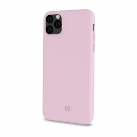 Celly Feeling Case iPhone 11 Pro Max - Pink (FEELING1002PK)