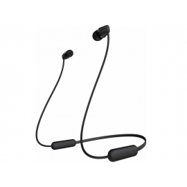 Bluetooth Sony WI-C200 - Black