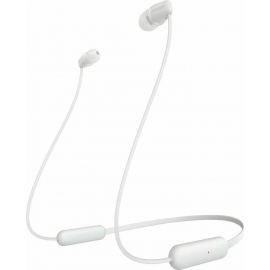Bluetooth Sony WI-C200 - White