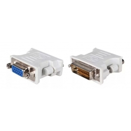 POWERTECH Adapter DVI-D 24+1 pin Male σε VGA Female (CAB-G020)