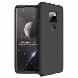 GKK Luxury 360° Full Cover Case Huawei Mate 30 Lite - Black
