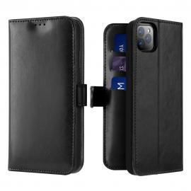 Dux Ducis Kado Bookcase wallet type case iPhone 11 Pro Max - Black
