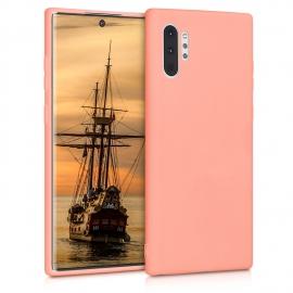 KW TPU Silicone Case Samsung Galaxy Note 10 Plus - Coral Matte (49353.56)