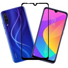 Wozinsky Tempered Glass 9H Full Glue Xiaomi Mi A3 - Black