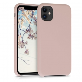 KW TPU Soft Flexible Rubber iPhone 11 - Dusty Pink (49724.10)