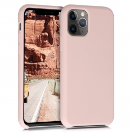 KW TPU Soft Flexible Rubber iPhone 11 Pro - Dusty Pink (49726.10)