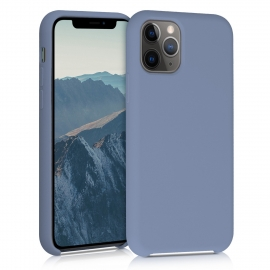KW TPU Soft Flexible Rubber iPhone 11 Pro - Lavender Grey (49726.130)