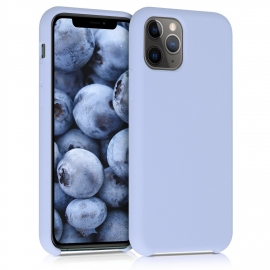 KW TPU Soft Flexible Rubber iPhone 11 Pro - Light Blue (49726.58)