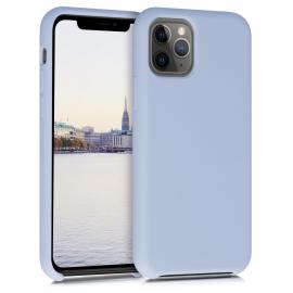 KW TPU Soft Flexible Rubber iPhone 11 Pro Max - Light Blue (49725.58)