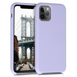 KW TPU Soft Flexible Rubber iPhone 11 Pro Max - Light Lavender (49725.139)