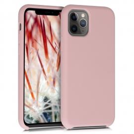 KW TPU Soft Flexible Rubber iPhone 11 Pro Max - Peach Skin (49725.156)
