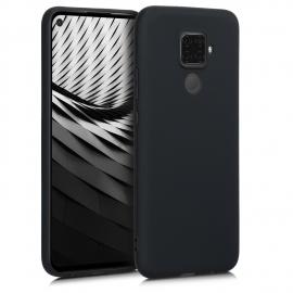 KW TPU Silicone Case Huawei Mate 30 Lite - Black Matte (50153.47)