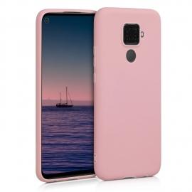 KW TPU Silicone Case Huawei Mate 30 Lite - Rose Gold Matte (50153.89)