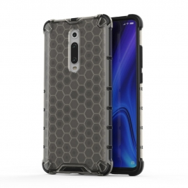 OEM Honeycomb Armor Case with TPU Bumper Xiaomi Mi 9T - Black