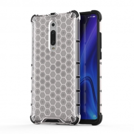 OEM Honeycomb Armor Case with TPU Bumper Xiaomi Mi 9T - Transparent