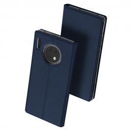 DuxDucis SkinPro Bookcase Huawei Mate 30 - Blue