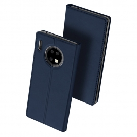 DuxDucis SkinPro Bookcase Huawei Mate 30 Pro - Blue