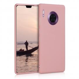 KW TPU Silicone Case Huawei Mate 30 Pro - Rose Gold Matte (50154.89)