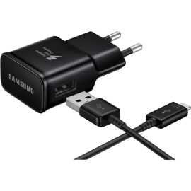 Samsung Fast Travel Charger Type-C - Black (EP-TA20EBECGWW) (Retail)