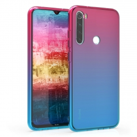 KW TPU Silicone Case Xiaomi Redmi Note 8 - Bicolor Design (50185.01)