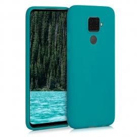 KW TPU Silicone Case Huawei Mate 30 Lite - Teal Matte (50153.57)