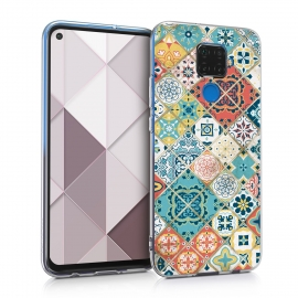 KW TPU Silicone Case Huawei Mate 30 Lite - Moroccan Vibes in Multicolor (50165.11)