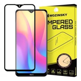 Wozinsky Tempered Glass 9H Full Glue Xiaomi Redmi 8A - Black